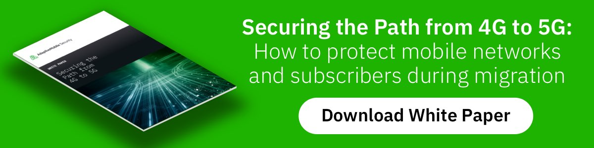 Download Securing the Path from 4G to 5G White Paper