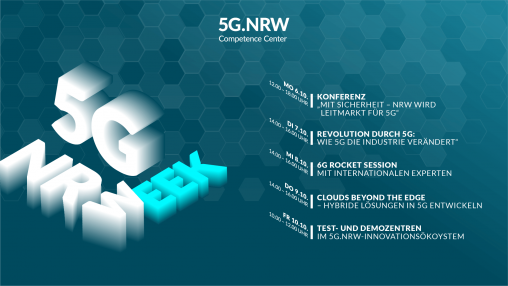 5G.NRW Conference