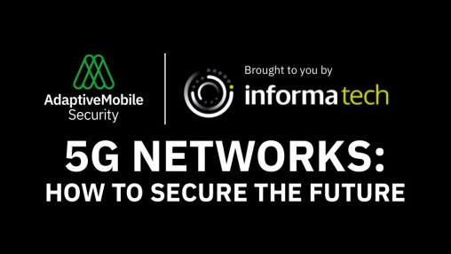 LIVE WEBINAR - 5G NETWORKS: HOW TO SECURE THE FUTURE