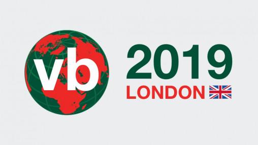 Virus Bulletin Conference 2019 LONDON
