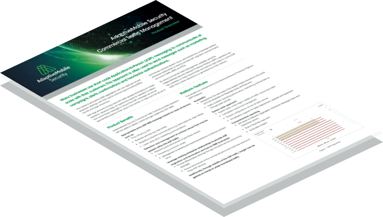 Download Commercial Traffic Management Product Overview