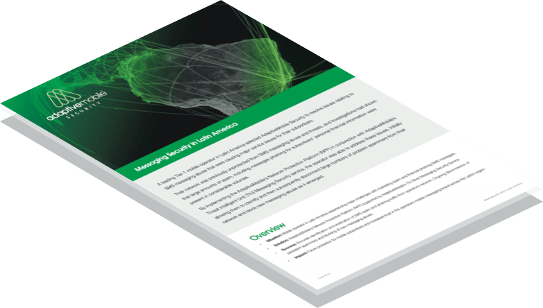 Download Messaging Security in Latin America Case Study